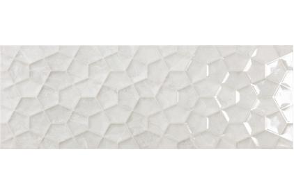 ARIANA WHITE RLV 25x70 (плитка настінна, декор)