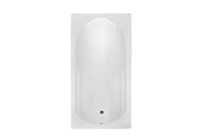 Ванна акрилова BONA 190х80 (соло) без ніг