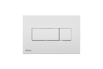 Панель управління Uni Білий  X01457