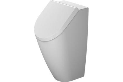 ME by Starck Пісуар підвісний Rimless 35х30 см mucha® (2812302007) HygieneGlaze