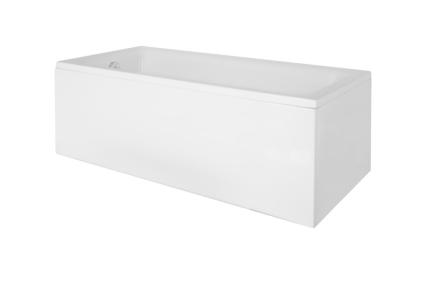 Обудова до ванни TALIA 130 передня + бокова