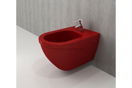 Биде подвесное TAORMINA ARCH глянцевое красное (1121-019-0120)