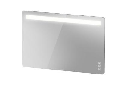 LUV Дзеркало з підсвіткою та підігрівом 120х80x3.8 см (LU9659)