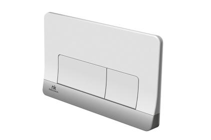 Smart-line Кнопка смыва Forma двойная белая (100173660)