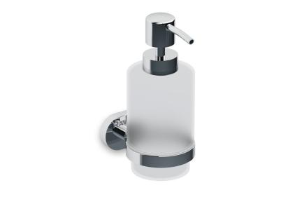 Дозатор для жидкого мыла (стекло) (CR 231) X07P223