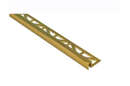 Декоративний профіль PRO-PART GOLD 12.5 mm