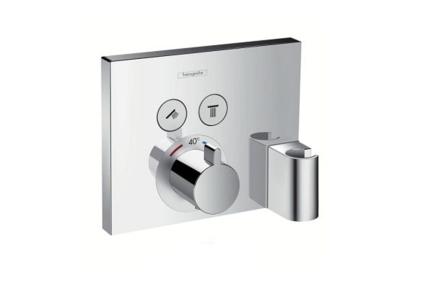 Термостат прихованого монтажу ShowerSelect на 2 клавіші з Fix Fit (15765000)