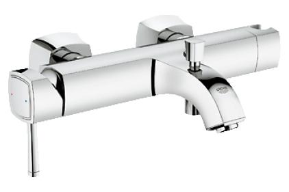 Змішувач GRANDERA для ванни настінний (23317000)