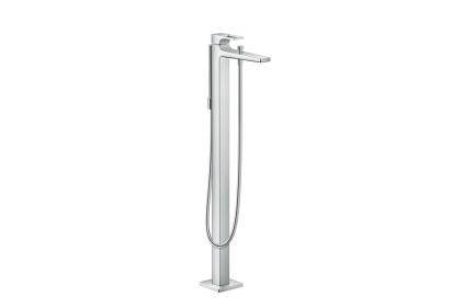 Смеситель Metropol для ванны напольный, ручка loop (74532000)