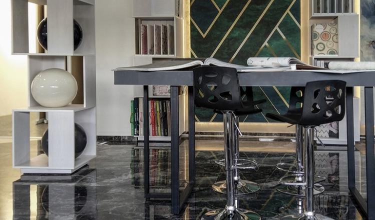 Немецкие обои-панно Komar в студии Керама Маркет