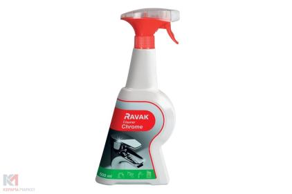 Чистячий засіб RAVAK Cleaner 500 ml для змішувачів
