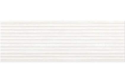 STRIPES WHITE STRUCTURE 25х75 (стена)
