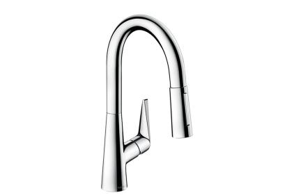 Смеситель Talis S 160 для кухни с вытяжным душем (72815000)