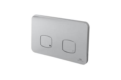 Smart-line Кнопка змиву NK CONCEPT подвійна хромована (100173670)