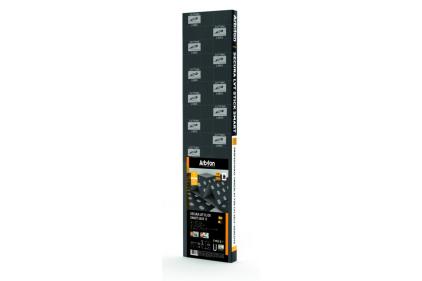ПІДКЛАДКА SECURA LVT CLICK SMART EASY N гармошка 1ММ 1180х5300 (6.25 кв.м. в упаковці)