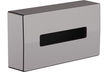 AddStoris Диспенсер для рушників 6.2 х 14.5  x 25.5 см Brushed Black (41774340)