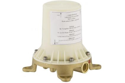 Скрытая часть для смесителя: напольный монтаж (10452180)