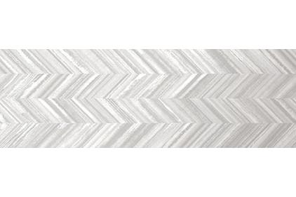 DEC. FOLD WHITE 25x75 (плитка настінна, декор) B-11