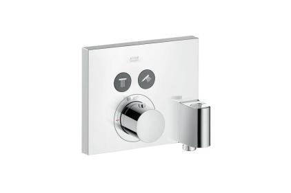 Термостат Axor ShowerSelect на 2 клавиши Fix Fit (36712000)