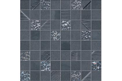 MOSAICO CROMAT-ONE NAVY 30x30 (мозаика)