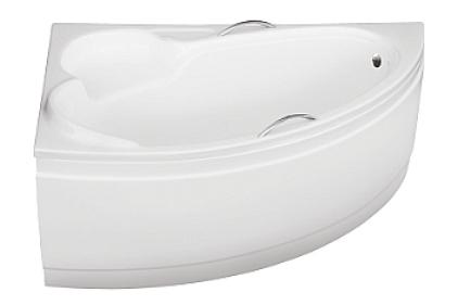 Ванна акрилова BIANKA 150х95 ліва без обудови (соло) з отворами під ручки / без ручок