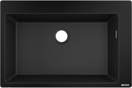 Кухонна мийка S510-F660 77х51 Graphite Black (43313170)