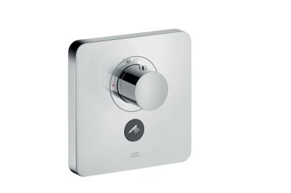 Термостат на 1 потребителя Axor ShowerSelect Highflow скрытого монтажа хромированный 36706000