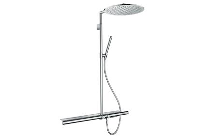 Душевая система Showerpipe 800 shower 350 1jet хромированная (27984000)