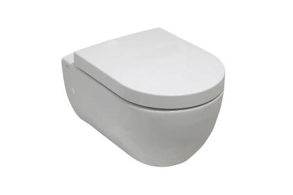 ARQUITECT Унітаз підвісний білий 550х365 мм з кріпленням (100082161)