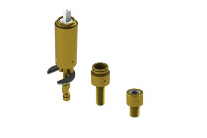 PROJECT LINE Внутренний корпус смесителя, установка на бортик ванны (100166061)