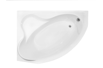 Ванна акрилова DELFINA 166х107 Ліва (соло)