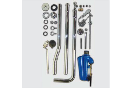 Комплект арматуры смыва и наполнения с трубой (6015 / C)