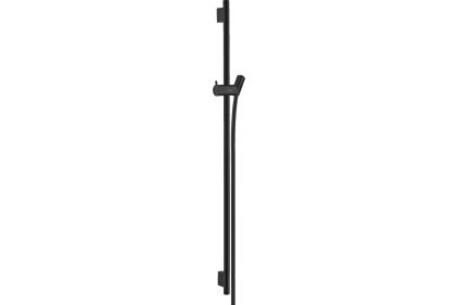 Душевая штанга Unica S Pura 90 см со шлангом 160 см Matt Black (28631670)