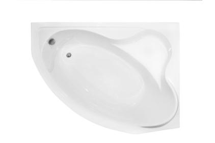 Ванна акрилова DELFINA 166х107 Права (соло)