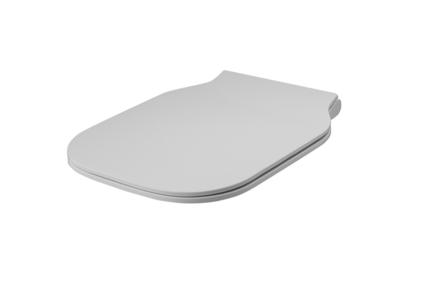 ESSENCE-C Сидіння для унітазу COMPACT з функцією Soft-Close біле (100229839)