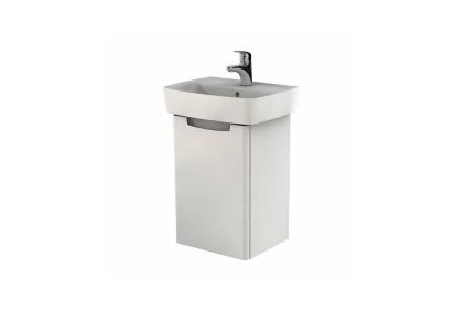 Комплект  REKORD: умивальник + тумба - 40 см. / білий (К99024000)