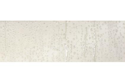 DEC.DROPS WHITE B 25х75 (плитка настінна, декор) S-79