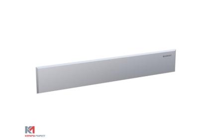 Декоративна накладка для душового елемента (комплект) / нержавіюча сталь 154.336.FW.1