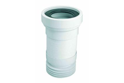 Труба растяжимая к унитазу WC-F23R-EU