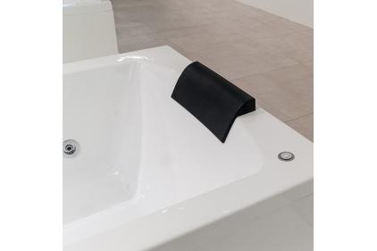 COMPLEMENTOS Підголівник для ванни, чорний (100060767)