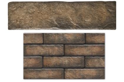 LADRILLO VALENCIA 7.5х28 (плитка настінна)