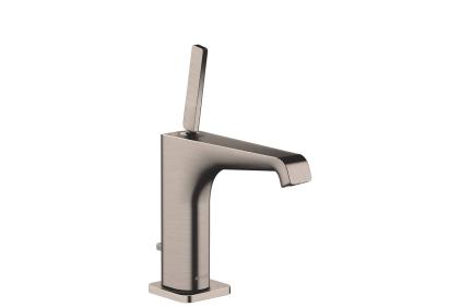 Смеситель Axor Citterio E 125 для раковины Stainless Steel Optic 36100800
