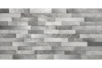 8SП530 MURETTO 30х60 (плитка для підлоги і стін, темно-сіра)