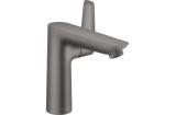Смеситель Talis E 150 для умывальника с донным клапаном Brushed Black (71754340)