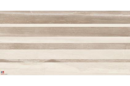 401411 SAVOY LINES 30х60 (плитка настінна, декор бежевий)
