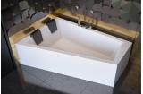 Ванна акриловая INTIMA DUO 170x125 Левая (соло) без ног