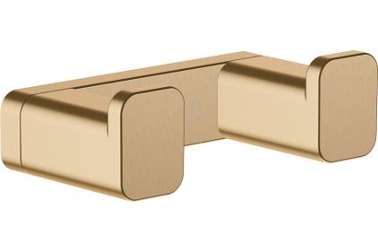 AddStoris Гачок подвійний 3.6 х1.6 x 6.6 см Brushed Bronze (41755140)