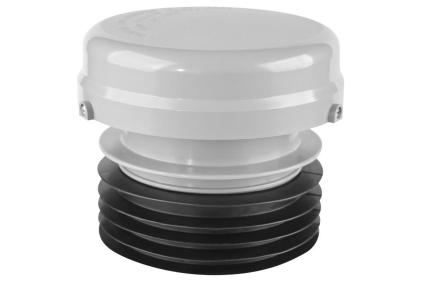 Розповітрювач каналізаційний ∅110, потік повітря 30 л/с з манжетом MP47-30