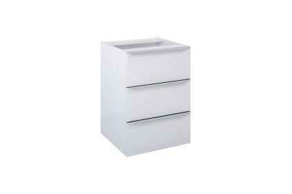 Комод Lofty 50 3S White 167030
