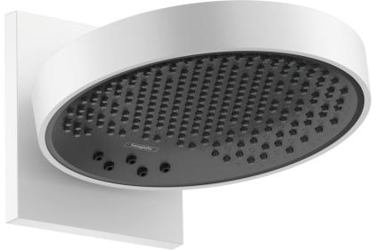 Верхний душ Rainfinity 250 3jet с держателем, Matt White (26232700)